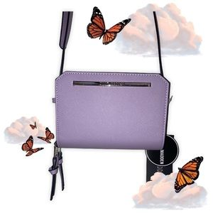NWT 💜 Lilac Steve Madden Crossbody w/ Wallet